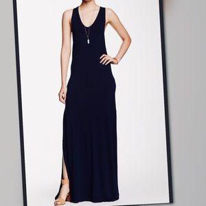 C & C California Blue Maxi Dress